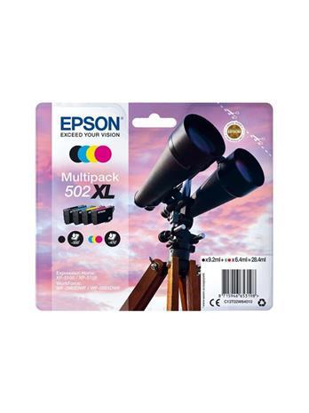 Epson 4-colours 502XL, mustekasetti