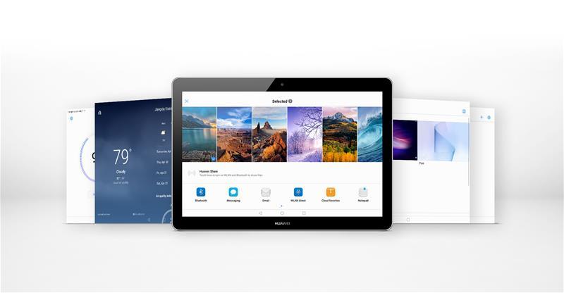 "Huawei Mediapad T3 10 9.6"" WiFi + 4G 16 GB, tabletti"