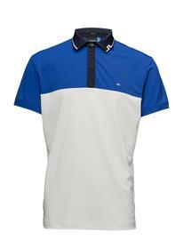 J. Lindeberg Golf M Johan Reg Tx Tourque STRONG BLUE