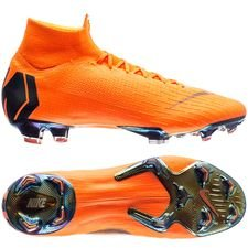 new concept 99d22 9947f Nike Mercurial Superfly 6 Elite FG Fast AF - Oranssi Musta Neon LIMITED  STOCK