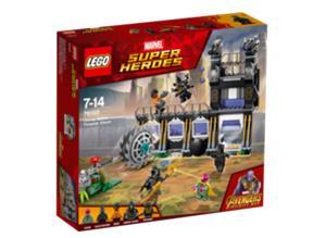 Lego Marvel Super Heroes 76103, Corvus Glaiven puintihyökkäys