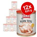 RINTI Chicken Total 12 x 825 g - porkkana
