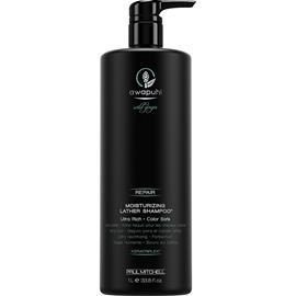 Paul Mitchell Awapuhi Wild Ginger - Moisturizing Lather Shampoo 1000 ml