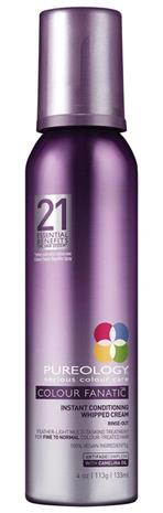 Pureology Colour Fanatic Instant Conditioning Whipped Cream (150ml)