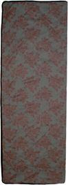 Grüezi-Bag WellhealthBlanket Wool Deluxe Makuupussi , harmaa/vaaleanpunainen