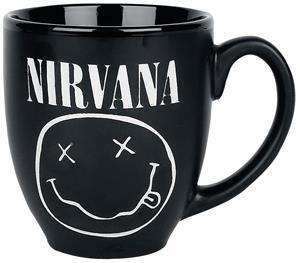 Nirvana Smiley Muki mattamusta