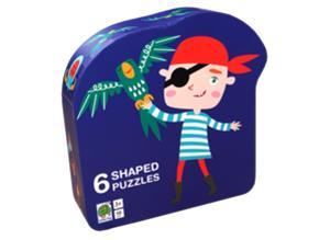 Deco Puzzle Pirate ,