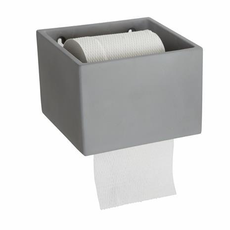 House Doctor Betoninen wc-rullateline betoni