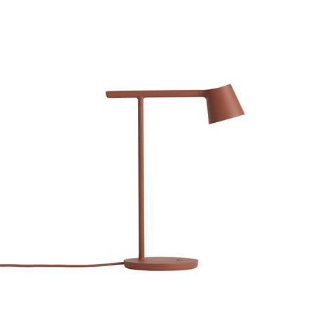 Muuto Tip-pöytälamppu kuparinruskea