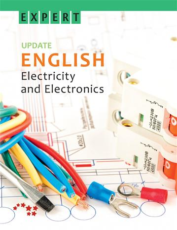 Expert Update English - Electricity and Electronics (Sirpa Lehtola), kirja