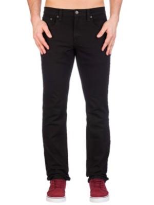 Freeworld Messenger Stretch Jeans pure black Miehet