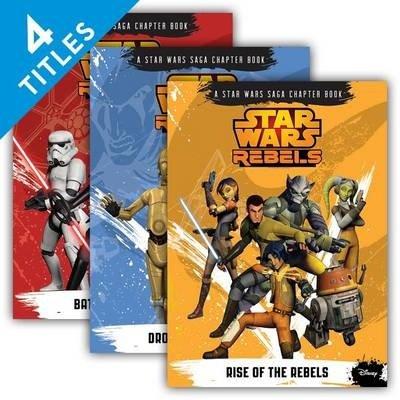 Star Wars Rebels (Set) (Michael Kogge), kirja