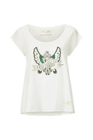 "Odd Molly"" ""Print Love T-shirt -pusero"
