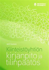 Kiinteistöyhtiön kirjanpito ja tilinpäätös (Antti Suulamo), kirja