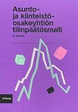 Asunto- ja kiinteistöosakeyhtiön tilinpäätösmalli (Antti Suulamo), kirja