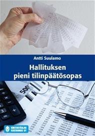 Hallituksen pieni tilinpäätösopas (Antti Suulamo), kirja