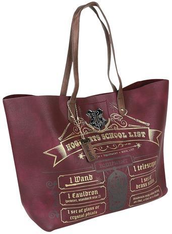 Harry Potter School List Käsilaukku monivärinen