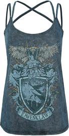 Harry Potter Ravenclaw Crest Naisten toppi sininen