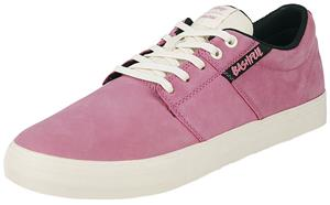 Supra Stacks Vulc II - Bashful Tennarit tumma pinkki