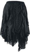 KuroNeko Rosita Skirt Hame musta
