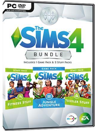 The Sims 4 Bundle 6 , PC-peli