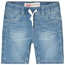 Light Wash Jog Denim Shorts4 years