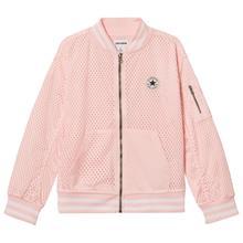 Light Pink Mesh Bomber Jacket13-15 years