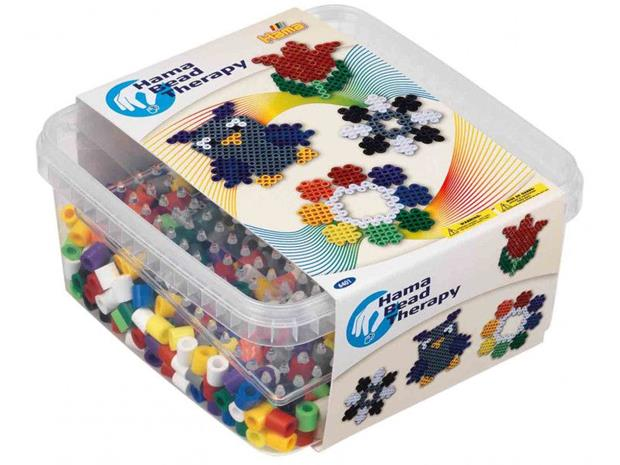 Hama Beads - Maxi - Maxi Beads and Pegboards in Box (6401)