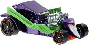 Hot Wheels - Entertainment Character Cars - The Joker (DMM16)