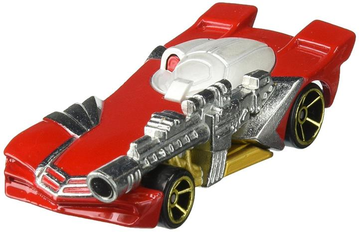 Hot Wheels - Entertainment Character Cars - Deadshot (DKJ67)
