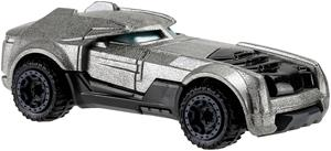 Hot Wheels - Entertainment Character Cars - Armored Batman (DJM19)