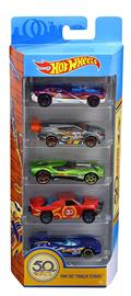 Hot Wheels - 50th Anniversary 5 Car Giftpack (FWF98)