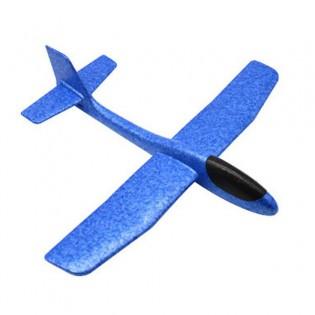 Heitettävä lennokki, vaahtomuovia