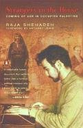 Strangers in the House - Coming of Age in Occupied Palestine (Raja Shehadeh), kirja