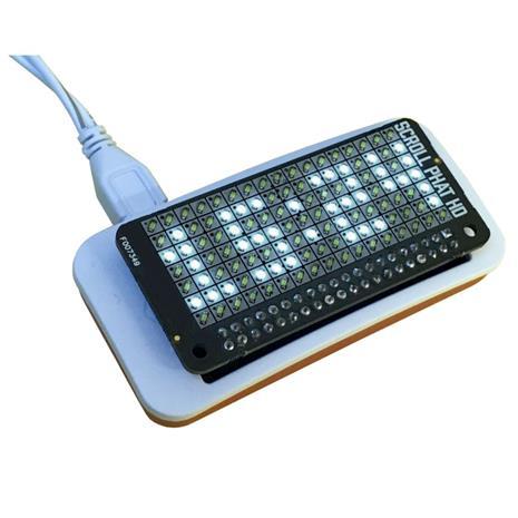 Makerlife Build a Clock Kit with Raspberry Pi Zero W, tee-se-itse-kello
