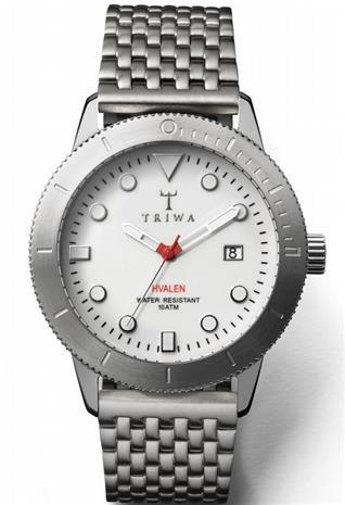 Triwa Ivory Hvalen Stainless Steel Watch HVST103.BR021212 - LQ