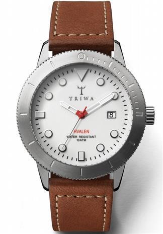 Triwa Ivory Hvalen Leather Watch HVST103.SC010212 - LQ