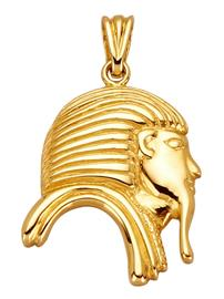 Tutankhamon-riipus keltainen37254/60X