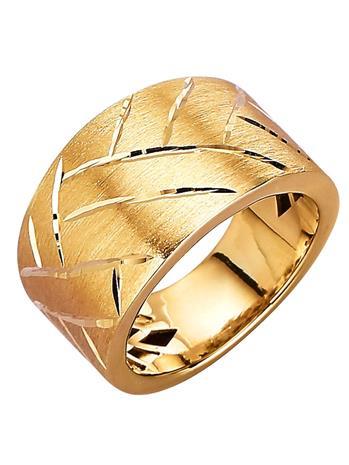 Naisten sormus Diemer Gold keltainen38663/70X