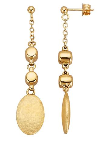 Korvakorut Diemer Gold keltainen43637/40X