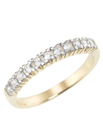 Naisten sormus valkoinen53076/20X