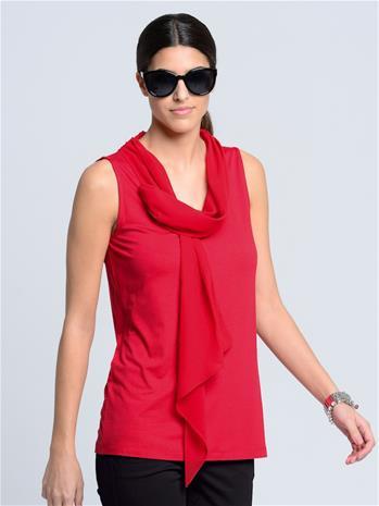 Toppi Alba Moda punainen98467/00X