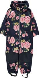 Softshell-haalari Name It Alfa Romance Dress Blues