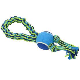 Köysilelu Buster Bungee tennispallolla 33 cm