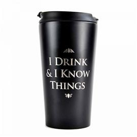 Game Of Thrones I Drink & I Know Things, matkamuki