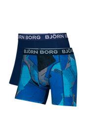 "Björn Borg"" ""BB Asfalt bokserit, 2/pakk."