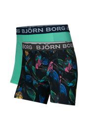 """Björn Borg"""" """"Vibrant Leaves -bokserit 2/pakk."""
