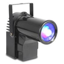 beamZ PS10W valonheitin 10W 4-in-1 LEDit RGBW DMX