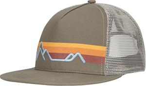 Marmot Trucker Hat pipo , beige/monivärinen