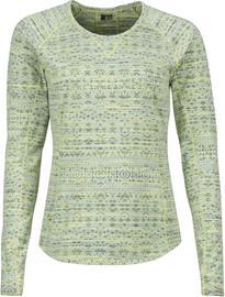Marmot Sylvie Naiset Pitkähihainen paita , vihreä